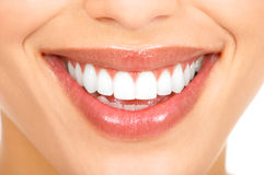 Teeth And Smile Royalty Free Stock Images