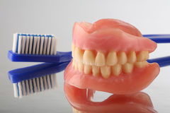 Teeth care Stock Photography