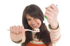 Teeth care Stock Photos