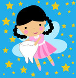 Teeth fairy Royalty Free Stock Images