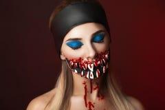 Teeth Halloween Royalty Free Stock Image