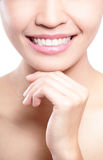 Teeth problem Stock Photo