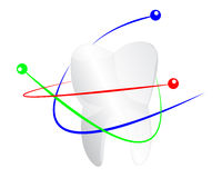 Teeth Protection Stock Photography