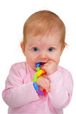 Teething Stock Photos