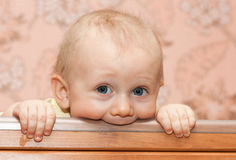 Free Teething Baby Royalty Free Stock Image - 24794846