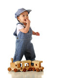 Teething Engineer Stock Photos