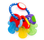Teething ring Stock Photos