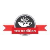 Teetradition Stockfoto