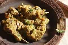 Teewarn est non un plat d'Indien de veg Images stock