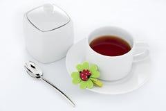 Teezeit Lizenzfreies Stockfoto