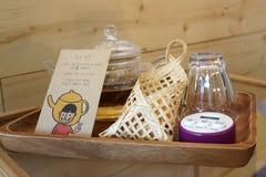 Teezeitliebhaber Lizenzfreie Stockfotografie