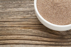 Teff flour Royalty Free Stock Photos