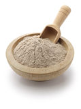 Teff flour, ethiopian food Stock Images