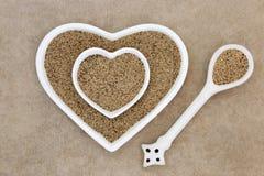 Teff Grain Health Food Royalty Free Stock Image
