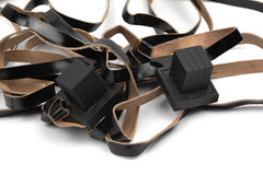 Tefillin, isolated Royalty Free Stock Images