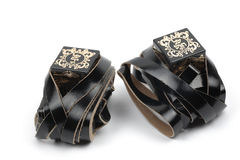 Tefillin, isolated royalty free stock image