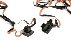 Tefillin (Phylacteries) stock photo