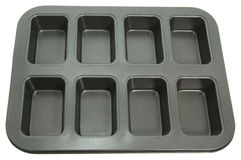 Teflon Baking Pan Clean Royalty Free Stock Image