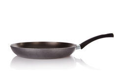 Teflon frying pan Royalty Free Stock Images