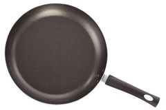 Teflon frying pan Stock Images