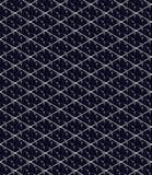 Tegel abstract geometrisch patroon Klaar voor tegel Stock Foto