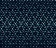 Tegel abstract geometrisch patroon Klaar voor tegel Stock Afbeelding