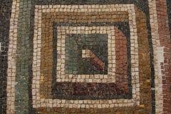 Tegel Maze Pattern stock afbeeldingen