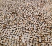 Tegelmozaïek, kunst in Rio de Janeiro Brazil Abstracte textuur Telefoonbehang royalty-vrije stock afbeelding