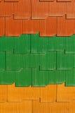tegelplatta för färgmosaikmodell arkivfoton