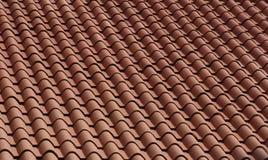 tegelplatta för tak 2 Arkivbild