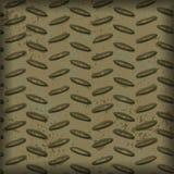 tegelplatta för metallark Royaltyfri Foto