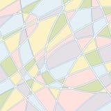 Tegelplattamodell Arkivfoto