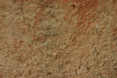 tegelplattavägg för 4 lera Arkivfoton