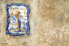 tegelplattor för 18th århundrade Arkivfoto