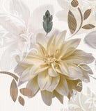 Tegelplattor planlägger dekorativ konst Royaltyfri Fotografi