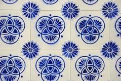 Tegels, Azulejos Royalty-vrije Stock Afbeeldingen