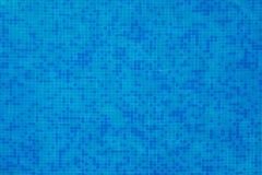 Tegels van een pool Stock Afbeeldingen