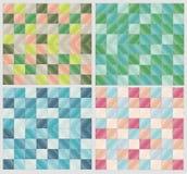 Tegelsachtergrond Stock Afbeelding