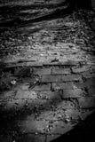 Tegelsten bröt Fotografering för Bildbyråer