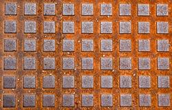 Tegelsten för sten för staket för golvtexturvägg materiell royaltyfri fotografi