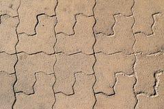 Tegelsten för sten för staket för golvtexturvägg materiell fotografering för bildbyråer
