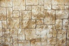 tegelsten fejkar den surface väggen Royaltyfria Foton