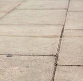 tegelsten i london den abstrakta texturen av en ancienvägg Arkivbild