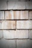 tegelsten i london den abstrakta texturen av en ancienvägg Royaltyfria Bilder