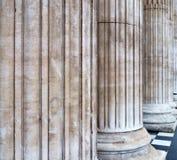 tegelsten i london texturabstrakta begreppet av en forntida vägg Royaltyfri Foto