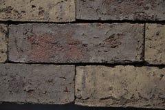 Tegelsten texturerar arkivfoto