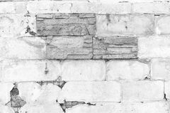 Tegelsten texturerar Arkivfoton