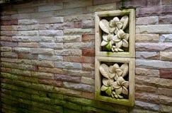 tegelsten textures väggen Royaltyfria Foton