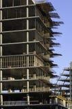 tegelstenkonstruktion som utomhus lägger lokalen Royaltyfria Foton