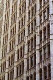 Tegelstenkontorsbyggnad Fotografering för Bildbyråer